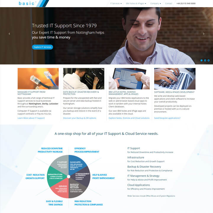 Basic Business Systems Ltd